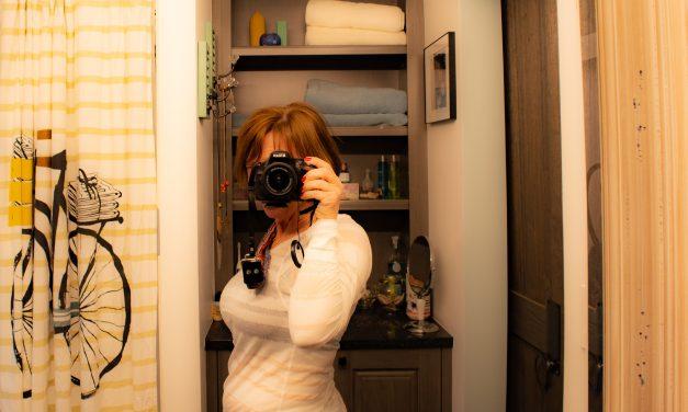 What Taking Selfies Taught Me