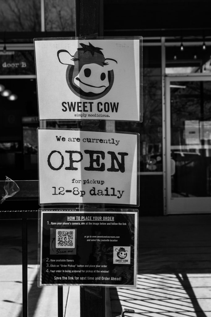 I love my home: Sweet Cow, Louisville, Colorado
