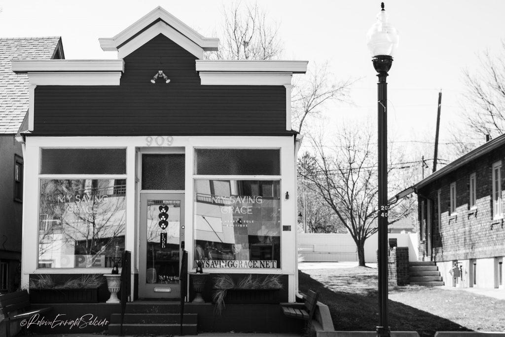 I love my home: My Saving Grace Boutique, Louisville, Colorado