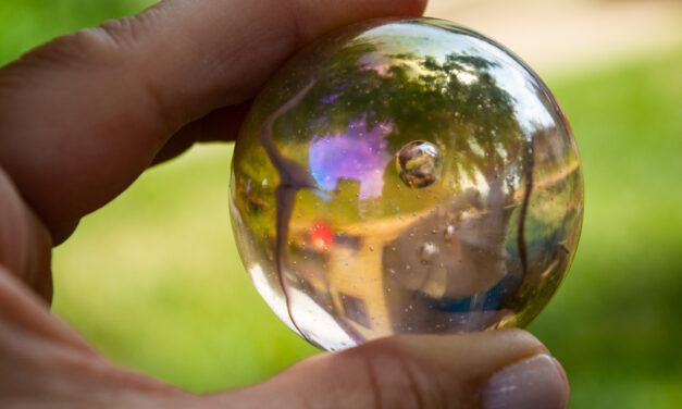 My Crystal Ball is Big On Hope