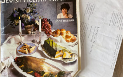 My Connection to Mrs. Feinberg's Vegetable Kugel