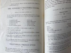 Mrs. Kugel's Vegetable Kugel