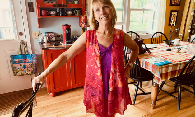 Purging Your Closet and Changing Your Style After 50
